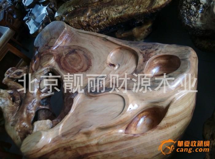 北京香樟木根雕茶几特大香樟木根雕茶海 精品现货