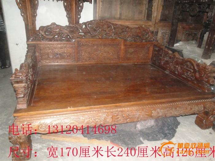古典家具 罗汉床