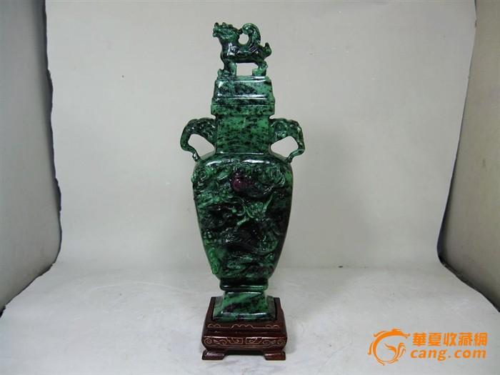精美的绿松石、孔雀绿石雕刻 5 - h_x_y_123456 - 何晓昱的艺术博客
