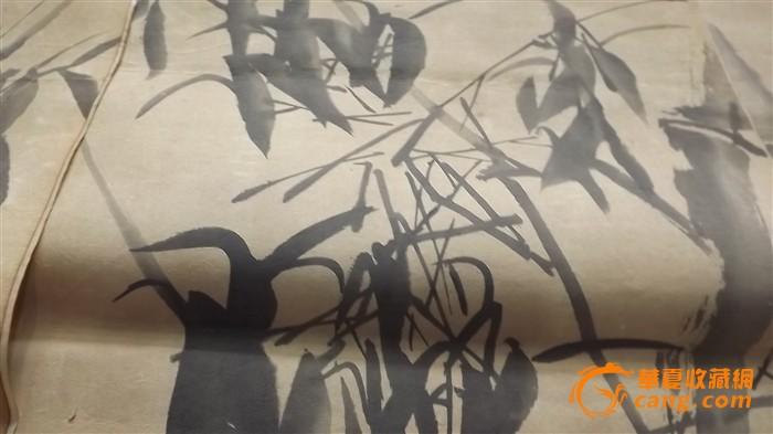 纯手绘竹子画图7