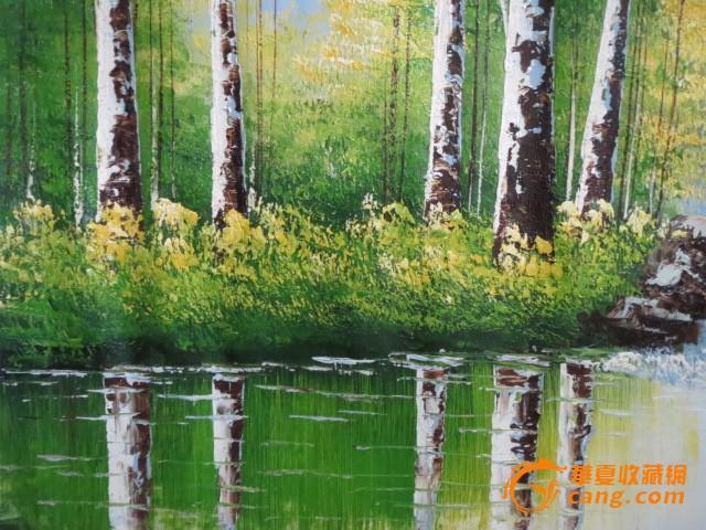 西洋风景油画_西洋风景油画价格