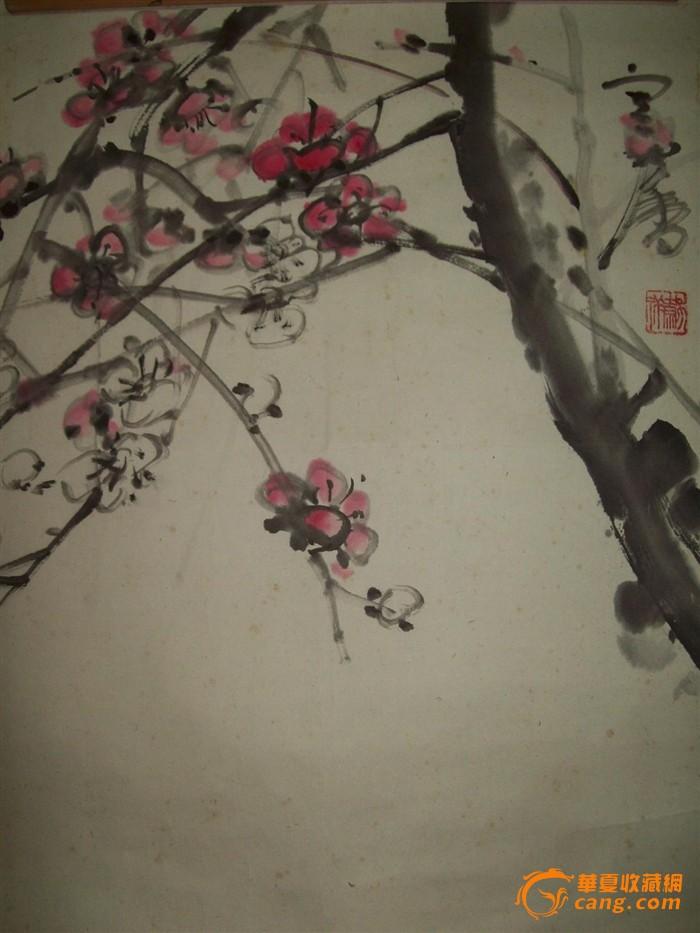 方向 庭院 百宝镶侍女图挂画 勾奇志美术作品——钢笔画《秋实》图片