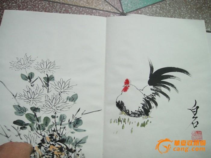 手画可爱简单的图案