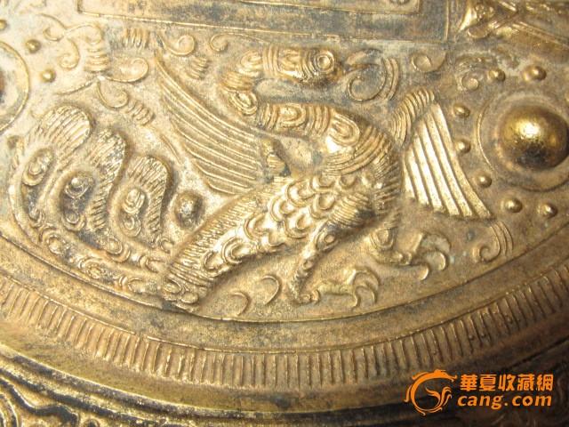 欧式鎏金花纹边框
