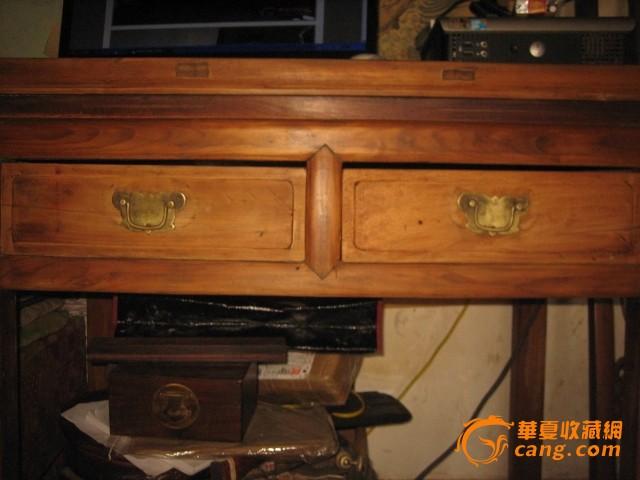 七十年代老木柜图片