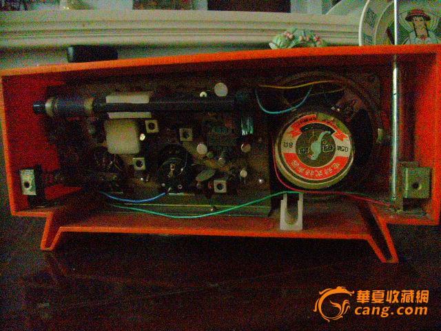 长江牌半导体收音机