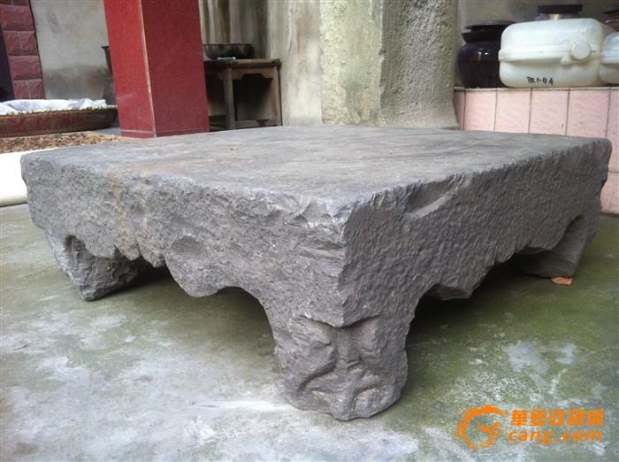 石头棋桌图1