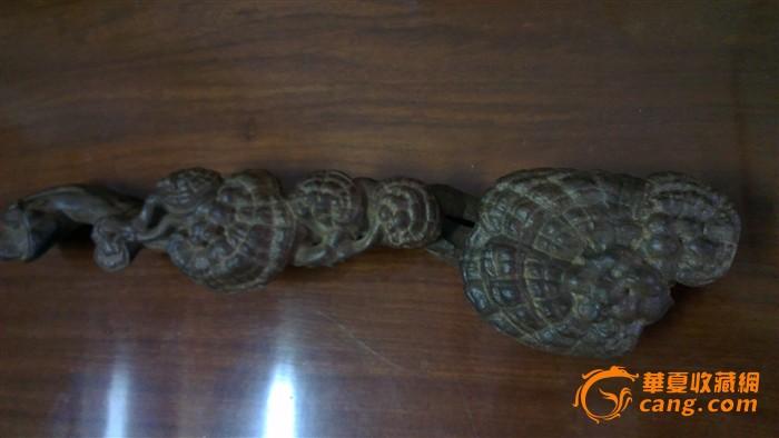 天然越南沉香木吉祥如意