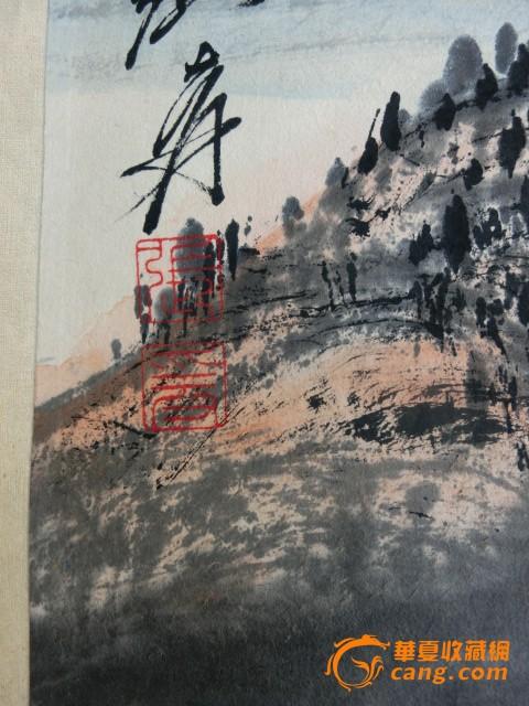 张大千画_张大千画价格_张大千画图片_来自藏友藏古铄图片