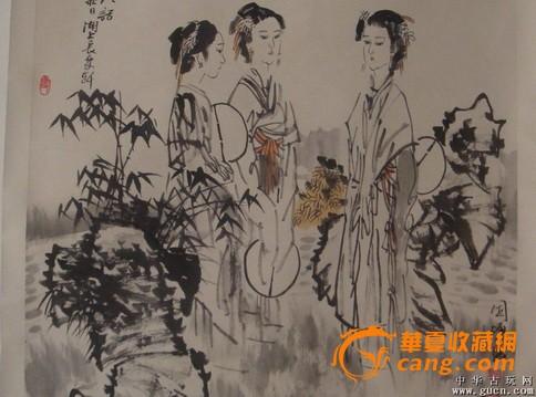 刘国辉人物图