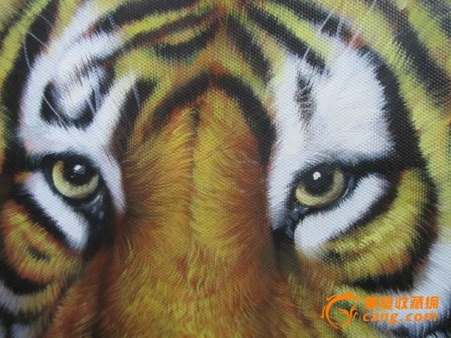 油画动物图片简单