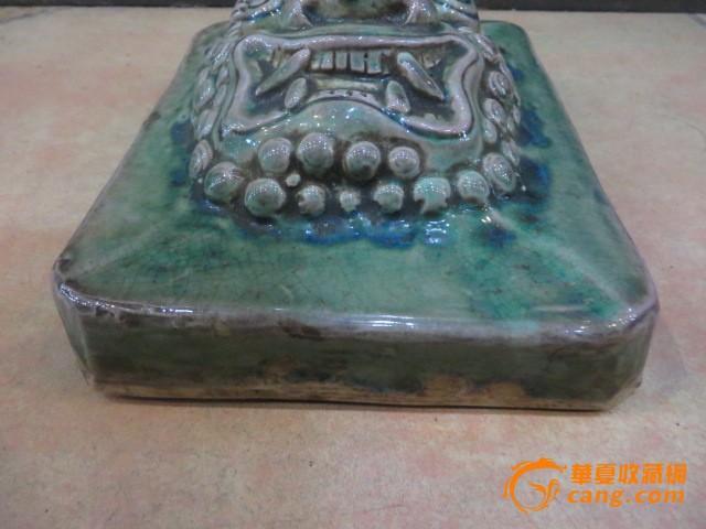 古代瓷狮头挂牌_古代瓷狮头挂牌军区_古代瓷价格城管视频大院强拆图片