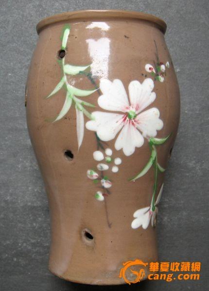 废旧饮料瓶手工制作筷子筒