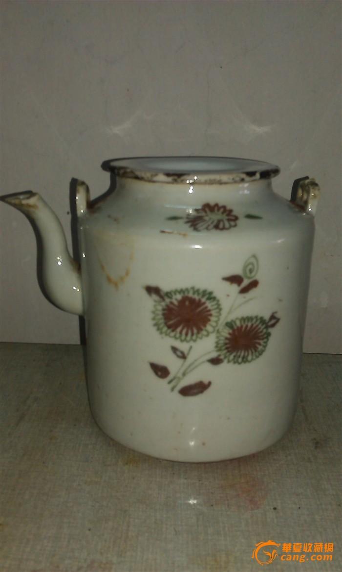纸茶壶手工制作