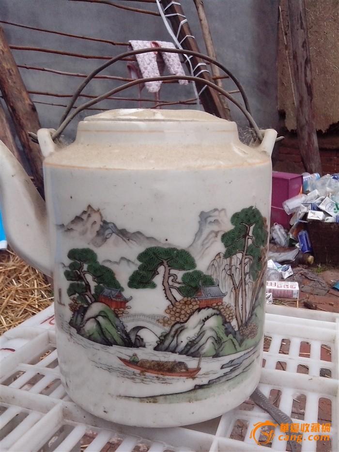 小学生手工制作茶壶