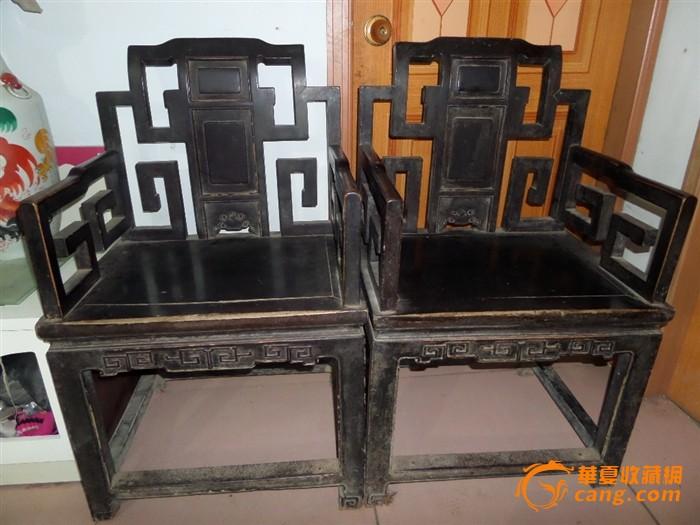 老家具 太师椅图1