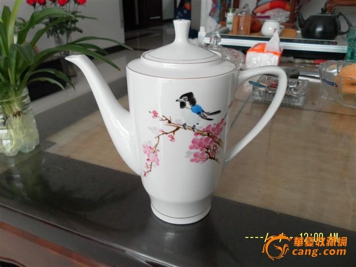 唐山手绘茶壶