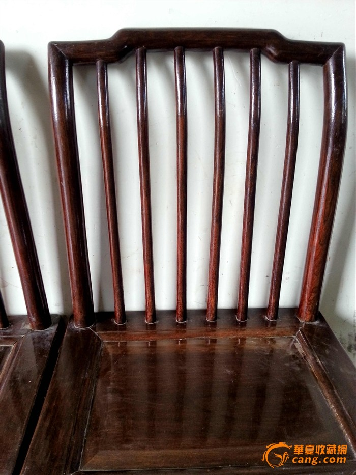 年代: 其他 形式: 家具 交易品介绍    苏作榉木笔杆櫈.