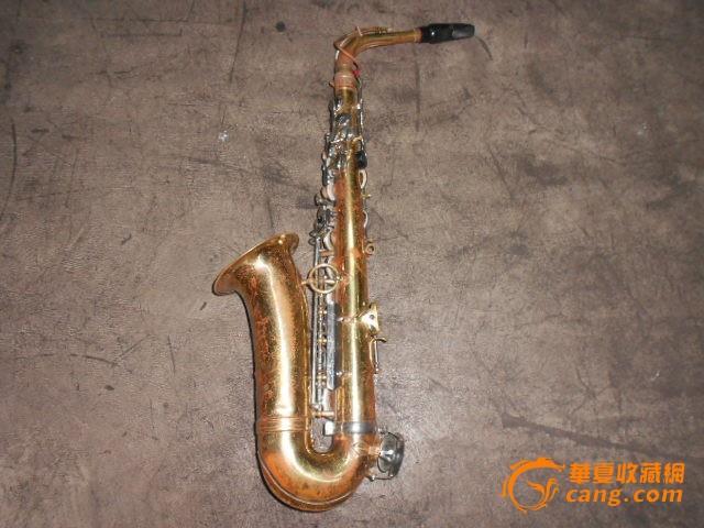 老乐器萨克斯