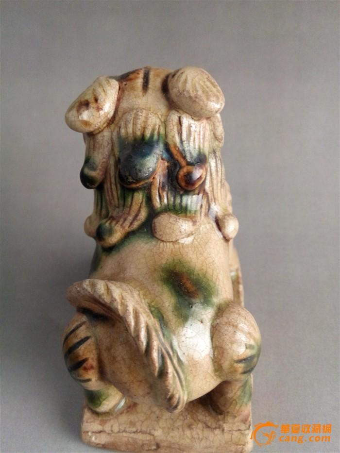 地摊 陶瓷 高古 > 长沙窑动物