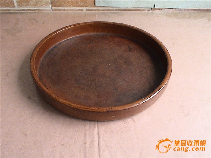 年代: 其他 形式: 家具 交易品介绍    敬请专家鉴定;这个木茶盘,新