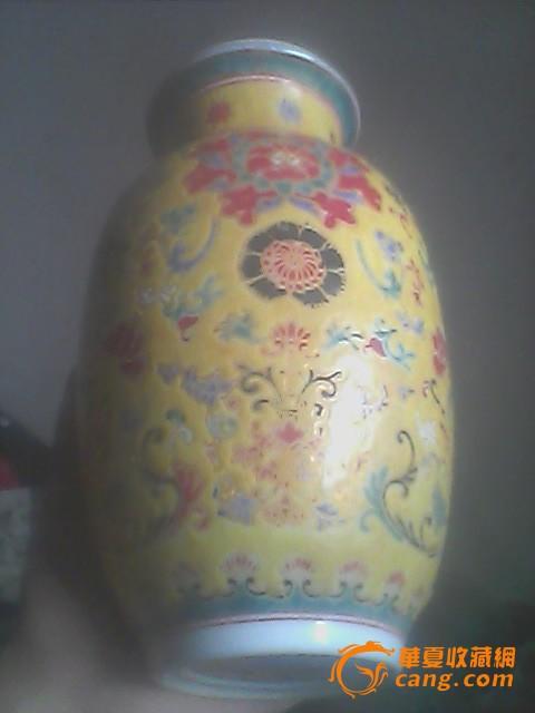 珐琅彩瓷器