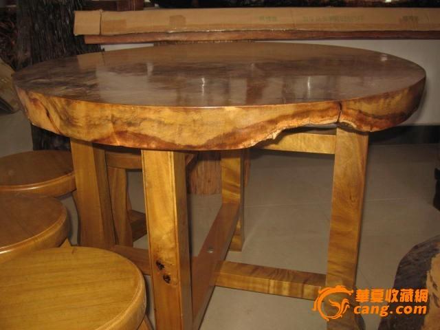 名木好料---家具极品楠家具金丝收藏茶几_名木欧家具怎么样丽尔图片