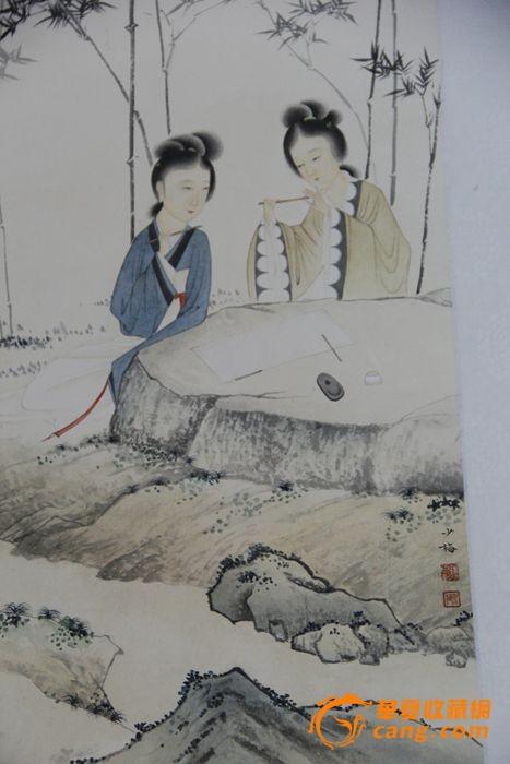 陈少梅价格_陈少梅人物人物_陈少梅人物图片格越视频图片