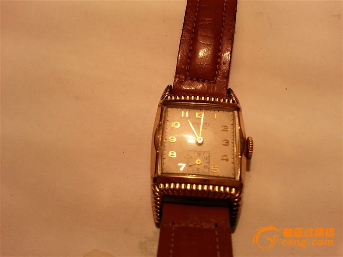 瑞士手表内部结构图