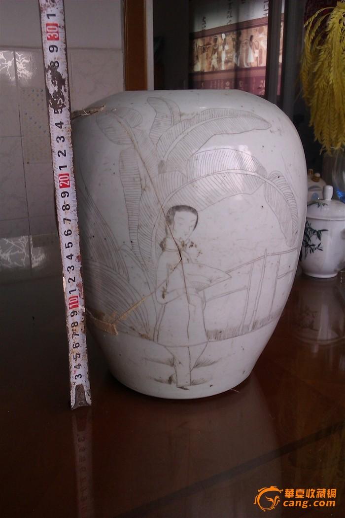 罐子彩铅画法步骤