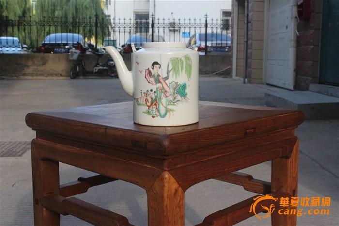 桌子放茶壶简笔画