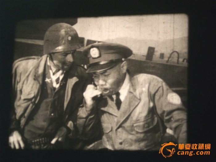 电影拷贝,经典黑白老电影【打击侵略者】电影片