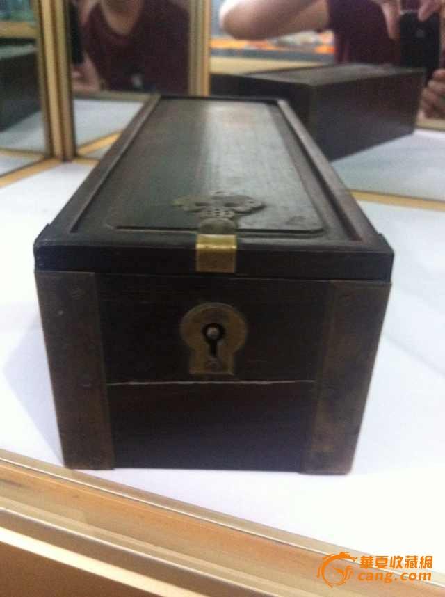 清代储物盒