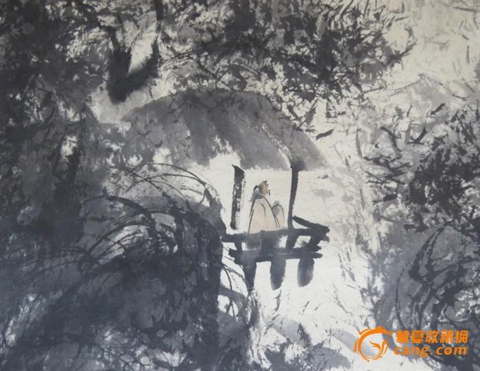 傅抱石山水画_傅抱石山水画价格_傅抱石山水画图片_藏