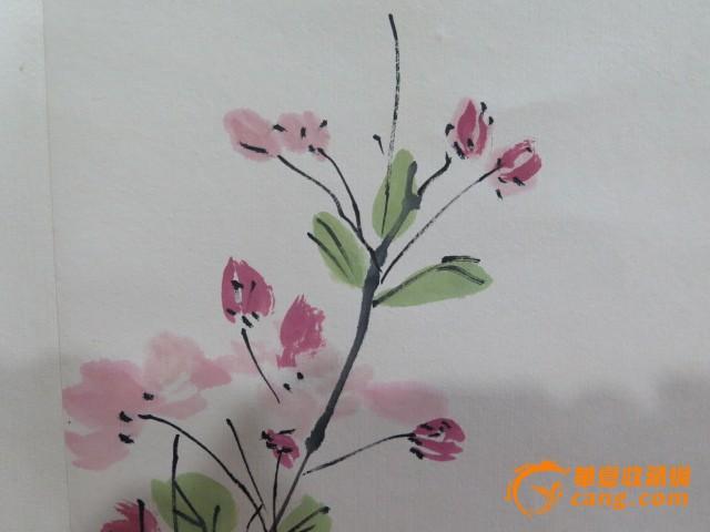 花鳥植物鉛筆畫