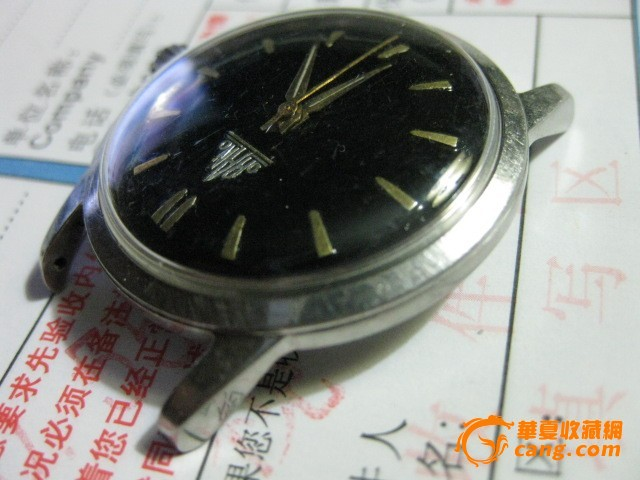 奥兰/瑞士奥兰诺男士手表。九品。跑的好图4