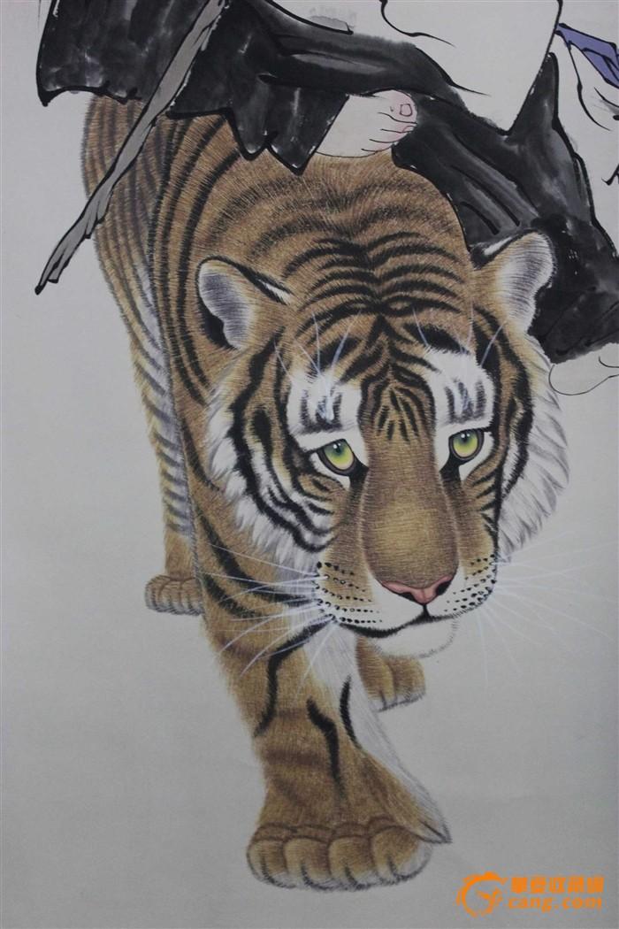 壁纸 动物 虎 老虎 桌面 700_1050 竖版 竖屏 手机