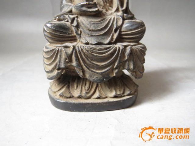 菩萨 药师/一尊药师铜菩萨像图4