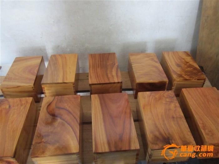香樟木盒子