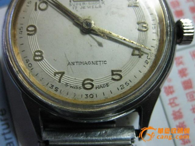 罗马/老罗马男士手表一只。表径34毫米.图6