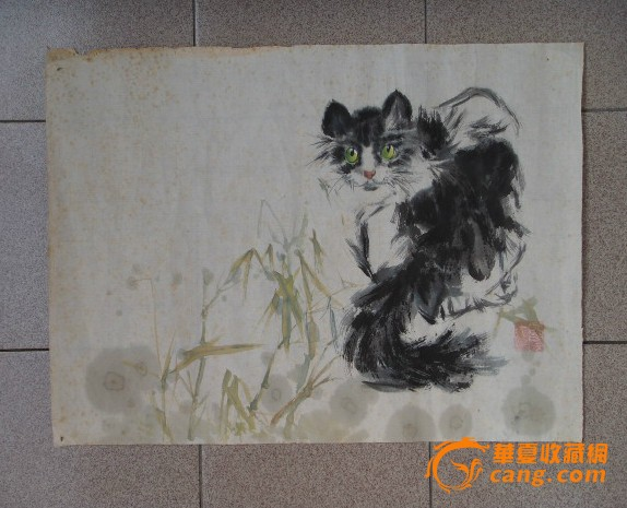 刘继卣动物画稿