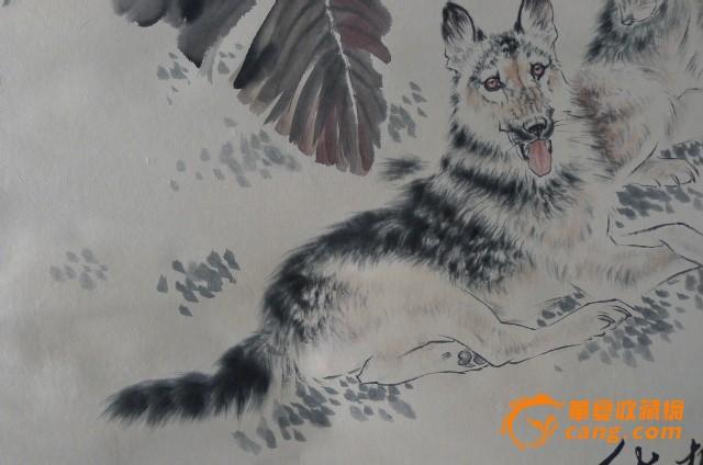 刘继卣动物作品