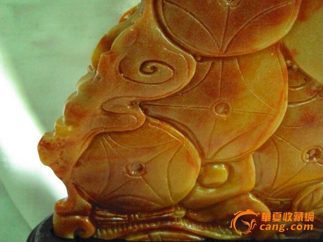寿山石雕八仙过海