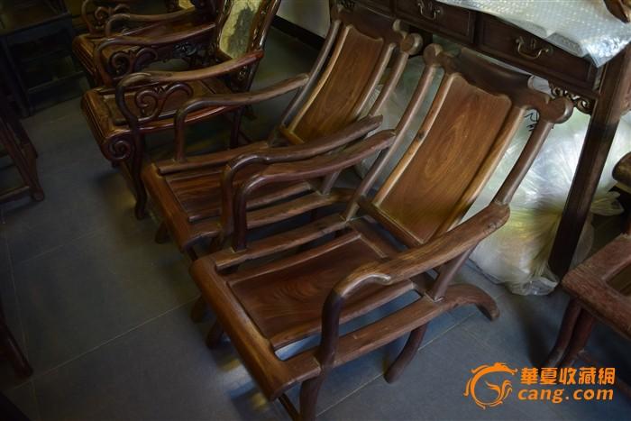 藤条编织睡椅教程图片