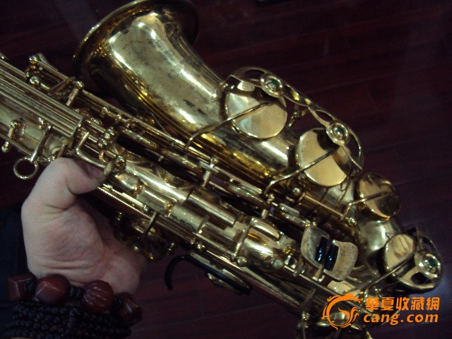 萨克斯乐器 萨克斯乐器价格 萨克斯乐器图片 来自藏友庐州古玩 铜器