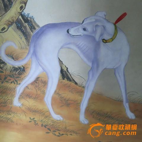 猎狗怎么画简笔画