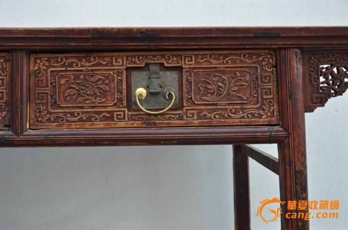 桌子_桌子价格_桌子图片_来自藏友东阳老木雕_木器