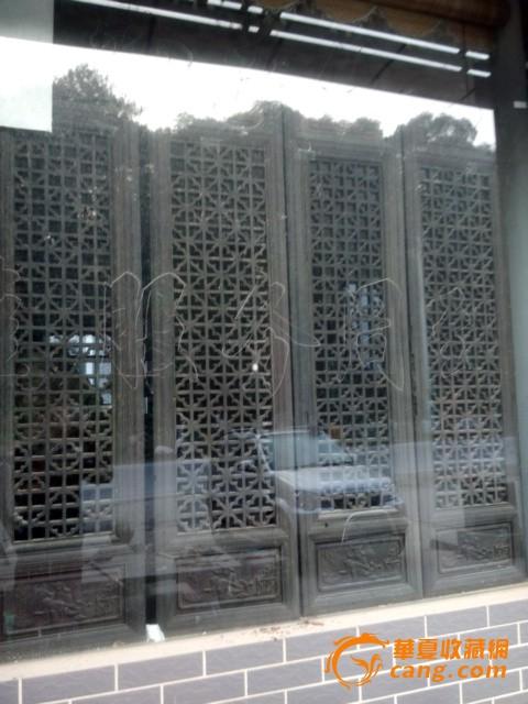 徽州/徽州 门窗两套实地看货提货图6