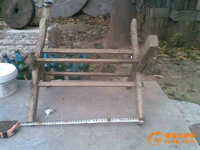 欧式单椅木架结构