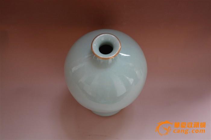 龙泉窑金梅瓶